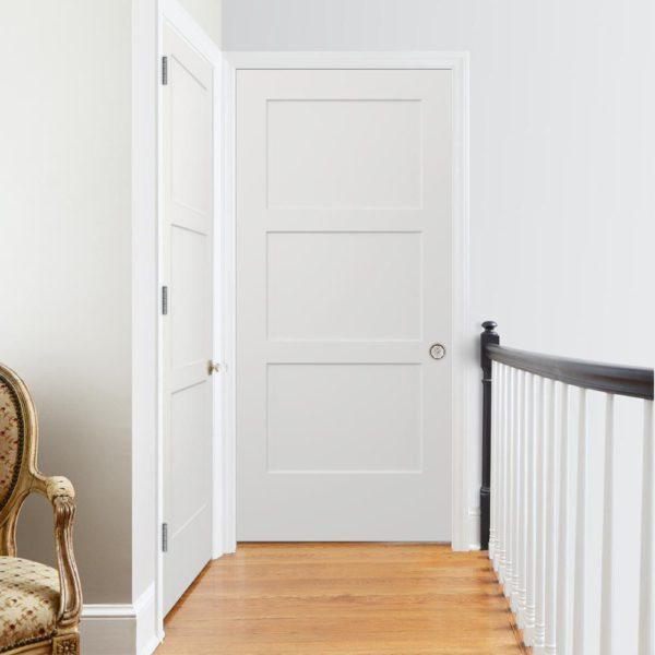 Monroe 2-Panel Interior Prehung Interior Door
