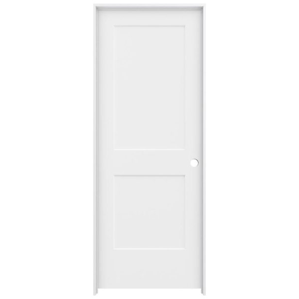 Monroe 2-Panel Interior Prehung Interior Door