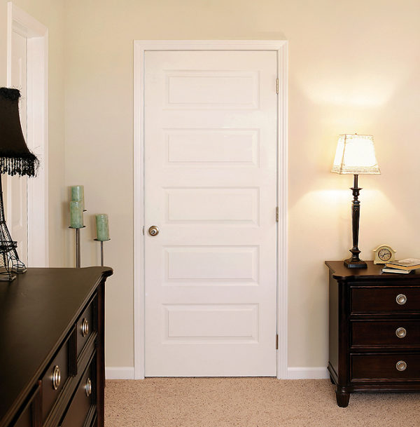 Rockport Prehung Interior Door