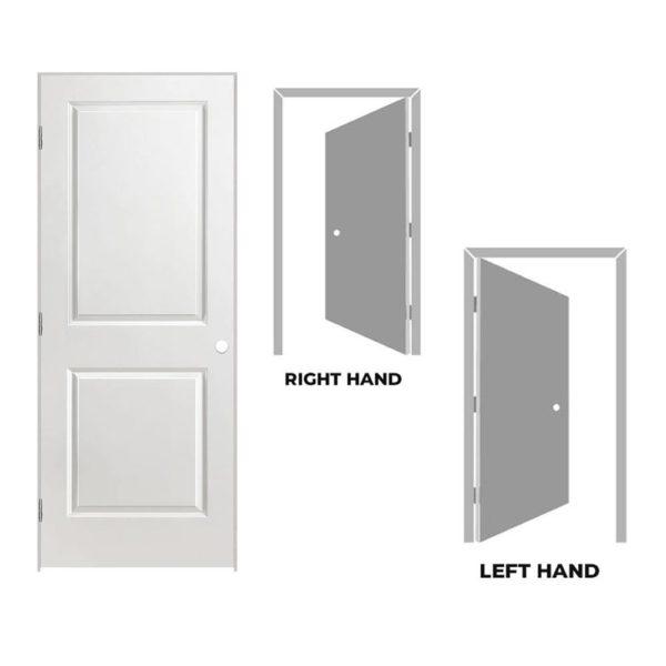 Carrara Prehung Interior Door
