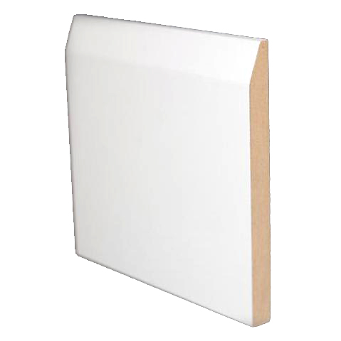 Base Molding SCP7 5/8 in. x 7-1/4 in MDF. 6 PC OF 16FT